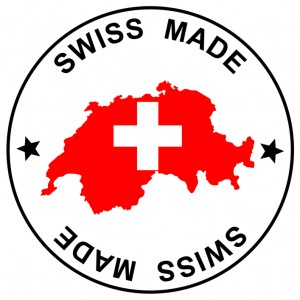 "Patch "" Swiss Made """