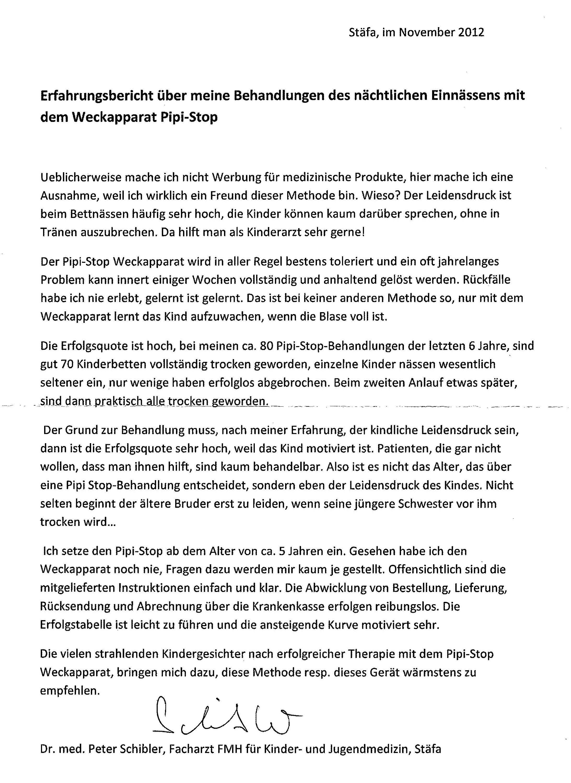 Temoignage_Dr_Schibler 11.2012